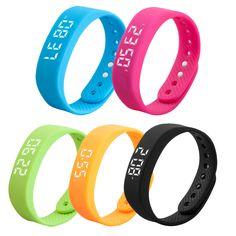 Wristband Pedometer //Price: $13.58 & FREE Shipping //     #electronics #technology