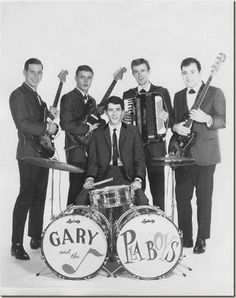 Gary Lewis and the Playboys.