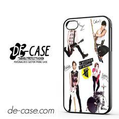 5 Seconds Of Summer 5sos Ashton Irwin Calum Hood Favim DEAL-70 Apple Phonecase Cover For Iphone 4 / Iphone 4S