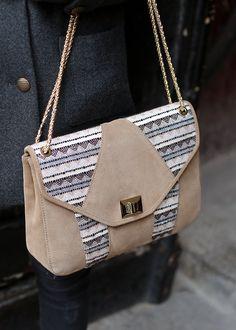 Sézane / Morgane Sézalory - Winter collection - Clark bag