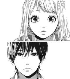 Orange Takano ichigo - Naho y Kakeru Manga Love, Anime Love, Orange Anime, Kakeru Naruse, Takano Ichigo, Slice Of Life Anime, Blue Springs Ride, Ghibli Movies, Manga Couple
