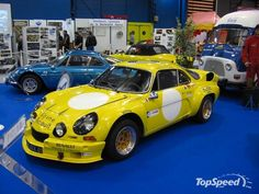 1961 - 1973 Renault Alpine A110 picture - doc148651