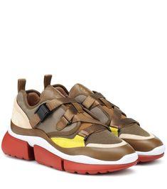 Chloé - Sonnie sneakers | mytheresa.com
