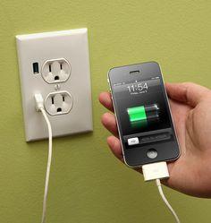 DiY :: Faça você mesmo tomadas USB para carregar seus gadgets