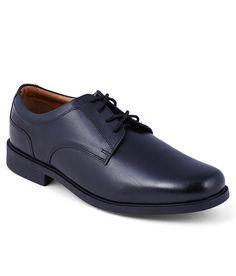 Clarks Black Formal Shoes