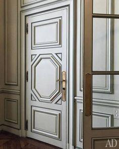 Panel Moulding, Moldings And Trim, Easy Braid Styles, Door Detail, Doorway, Luxury Interior, Door Design, Windows, Wood