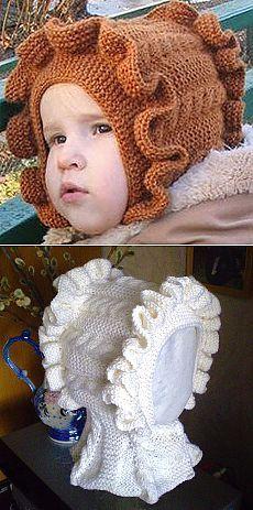 Детская шапочка спицами — замечательная, теплая и удобная