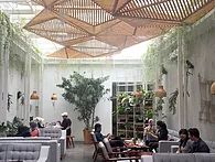 Sydwic is one of the new cafe in Bandung, Indonesia (my hometown!). The space infront is for non-smoking area, and at the back you will find a very-pinterest-d