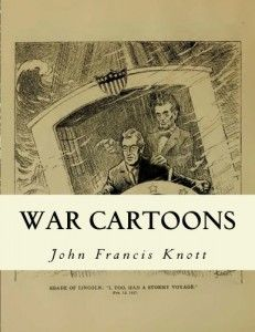 War Cartoons (Originally Published in 1918)