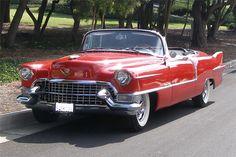 1955 CADILLAC ELDORADO CONVERTIBLE - 91445