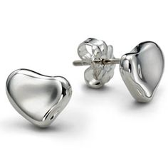 Pin 542965298797305032 Tiffany Earrings Heart