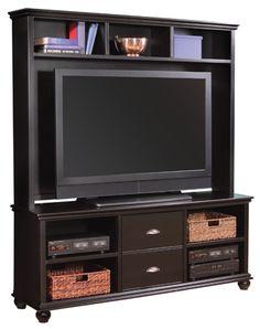 "Casual Traditional 67"" Hutch  Aspen Home Furniture"