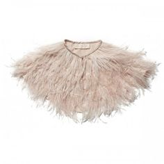 Fly Away With Me Cape - Mink
