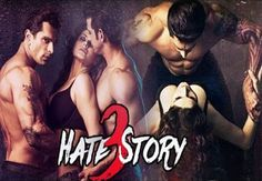"""T-Series Films presents the Official Trailer of bollywood movie """"Hate Story 3"""" directed by Vishal Pandya starring Zareen Khan, Karan Singh Grover, Daisy Shah, Sharman Joshi in lead roles. #bollywood #cinema #movies #hindi"""