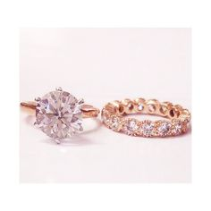 Rose gold band w/ neutral stone, either diamond or very light peachy pink morganite, even mossanite. Bigger is better!!!!