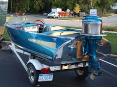 Feather Craft Boat Pictures | Chads Cool Feathercraft.. Dang! I hope the satellite does not fall on ...