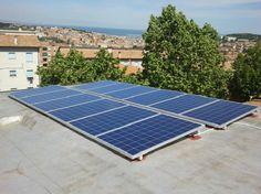 Impianto fotovoltaico ad ANCONA da 3,00 kWp su copertura - 12 moduli BRANDONI in SILICIO CRISTALLINO da 250 Wp