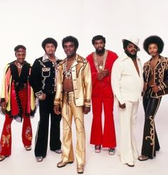 "The Isley Brothers, American vocal trio, later musical band, consisting of brothers Ron, O'Kelly, Rudolph, Marvin, & Ernie, and in-law Chris Jasper. They have had one of the ""longest, most influential, and most diverse careers in popular music."" Their hits include It's Your Thang, That Lady, For the Love of You, Between the Sheets, Caravan of Love, Footsteps In The Dark, & The Pride. They have been inducted to the Rock and Roll Hall of Fame, Vocal Group Hall of Fame, & Hollywood's Rockwalk."