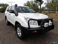 2011 Toyota Landcruiser Prado GX