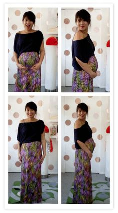 THIS is how to dress a bump