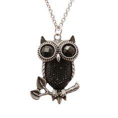 pendant necklaces OWL <3