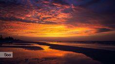 Burning Skies by Dean Mullin on 500px