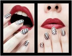 We adore this. #Manicure