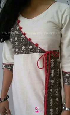 Women's kurtis online: Buy stylish long & short kurtis from top brands like BIBA, W & more. Explore latest styles of A-line, straight & anarkali kurtas. Salwar Neck Designs, Churidar Designs, Kurta Neck Design, Neck Designs For Suits, Kurta Designs Women, Dress Neck Designs, Designs For Dresses, Blouse Designs, Salwar Pattern