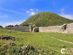 Gardiki Castle: Gardiki Castle is a 13th-century Byzantine castle on the southwestern coast of Corfu and the only surviving medieval fortress on the southern part...