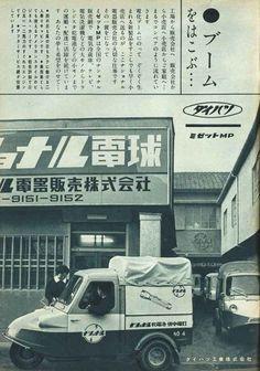 1960 ダイハツ ミゼット