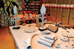 In the Studio: Leslie Codina | Western Art & Architecture