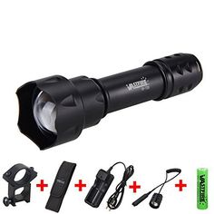 VastFire IR 850nm 7W Infrared Led Zoomable Light Flashlight Hunting Watching Sighting Outdoor Sports Night Vision (Black, pack of 6 ) review - http://www.bestseller.ws/blog/camera-and-photo/vastfire-ir-850nm-7w-infrared-led-zoomable-light-flashlight-hunting-watching-sighting-outdoor-sports-night-vision-black-pack-of-6-review/