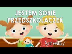 JESTEM SOBIE PRZEDSZKOLACZEK – Śpiewanki.tv – piosenki dla dzieci - YouTube