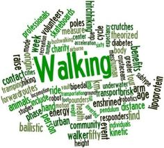 Walking is often overlooked when people are trying to lose weight but my research has demonstrated that this is a really effective component...