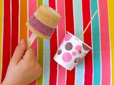 Pb icecream pops