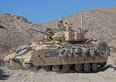M2 Bradley Infantry Fighting Vehicle  2013