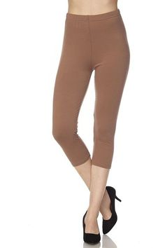 25c00c8c348 New Mix Plus Size Capri Leggings Very Soft And Comfy Fits Great 3 Colors   fashion