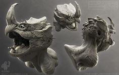 "Turtle Kaiju ""Two tails"". | Christian Johnson | Pulse | LinkedIn"