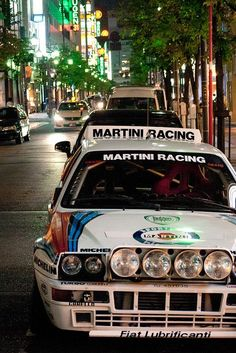 Rally cars... everyone should own one:
