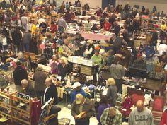 4) The Original Medford Giant Flea Market