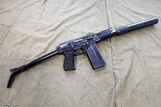 9x39 малогабаритный автомат 9А-91 (assault rifle 9A-91)