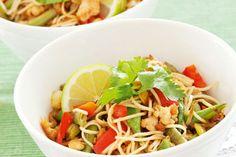 Pork and vegetable stir-fry – Recipes – Bite