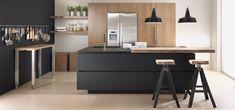 Wood Nodino + Fenix | Cappellini Cucine