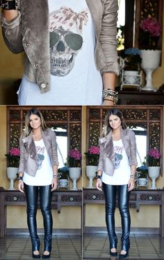 rocker chic; love!