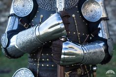 """Medieval Gauntlets """"Knight of Fortune"""""""