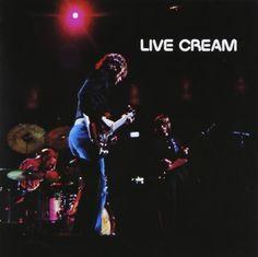 """#RECENSIONE: #Cream ((Live Cream))  I Cream, immortalati nel 1968 nella loro migliore dimensione - quella live - danno sfoggio della loro potenza lungo una breve ma intensa serie di tracce. La testimonianza live di un gruppo storico, fermata nel tempo in questo """"Live Cream"""" (o """"Live Cream Vol. I"""", che dir si voglia) contenente anche una traccia in versione studio; assumendo tutti i tratti di una """"compilation live"""" più bonus track.  (Sofia Collu)"""
