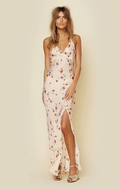 BECKET SLIP DRESS