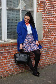 Anaïs Pénélope - Plus size fashion blog