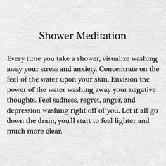 "belladonnaswitchblog: ""flamekeeperwitch: ""I do this quite often. You can turn anything into a ritual if you become conscious of what you're doing. You can also hang herbal bags on your shower head and let the steam activate the odors to create a..."
