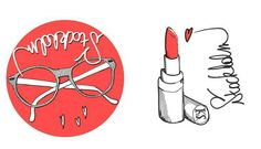 FOR THE LOVE OF LIPSTICK... put that perfect shade of happiness on, and, wear it with the most in power of confidence one can.